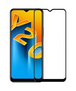3D Стекло VIVO Y20 / Y20i – Full Glue (полный клей)
