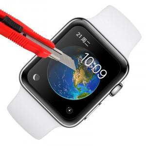 3D Стекло Apple Watch 40mm – Full Glue (полный клей)