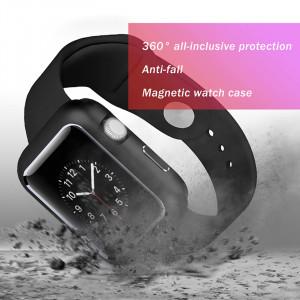 Чехол Apple Watch 44mm – Full Case Magnetic