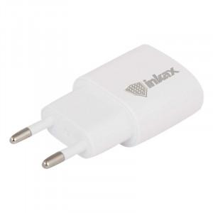СЗУ INKAX CD-08 USB 1000 mA (Белый)