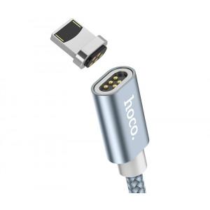 Кабель магнитный Hoco Lighting (U40A) серый