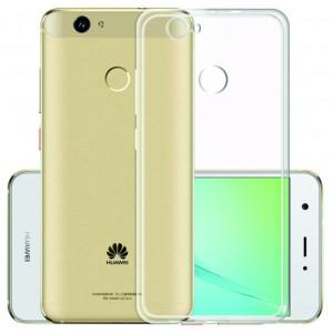 Силиконовый чехол Huawei Nova