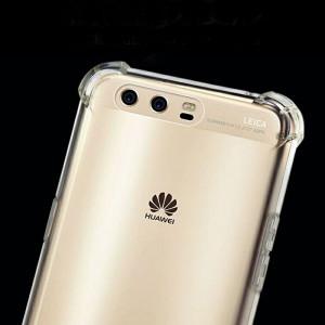 Силиконовый чехол Huawei P10 Plus. Усиленные края.