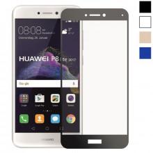 3D Стекло Huawei P8 Lite 2017 (Full Cover)