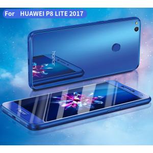 Купить 3D стекло Huawei P8 Lite 2017 Full Cover
