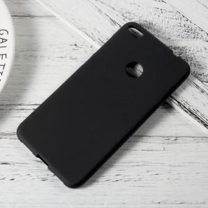 Силиконовый чехол Huawei P8 Lite 2017 – Graphite