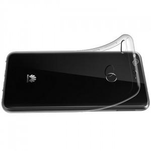 Cиликоновый чехол Huawei P8 Lite 2017