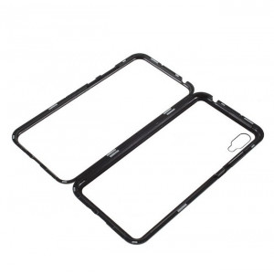 Магнитный чехол для Huawei Honor 10 lite Magnetic Case – OneLounge Glass