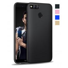 Бампер Huawei Honor 7X – Soft Touch (Анти отпечатки)