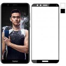 Стекло Huawei Honor 7X – Full Glue (Клей по всей поверхности)