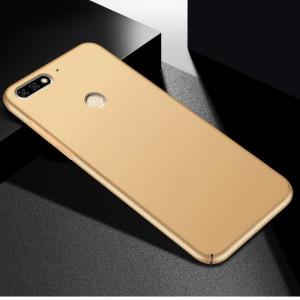 Бампер Huawei Honor 7C – Soft Touch