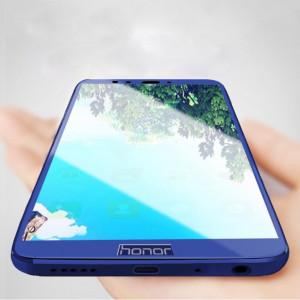 Чехол-Книжка + 3D стекло Huawei Honor 9 Lite (Комплект)