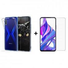 Комплект: Чехол + Стекло Huawei Honor 9X