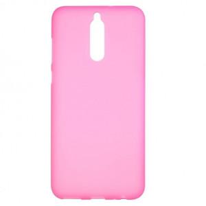 Силиконовый чехол Huawei Mate 10 Lite – Розовый