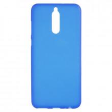 Силиконовый чехол Huawei Mate 10 Lite – Синий