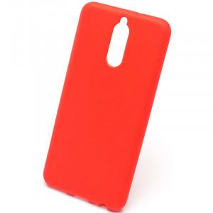 Силиконовый чехол Huawei Mate 10 Lite – Красный
