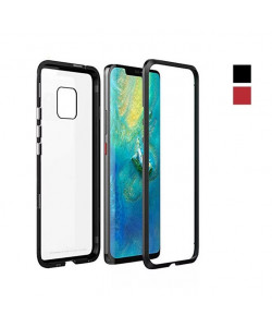Магнитный чехол для Huawei Mate 20 pro Magnetic Case – OneLounge Glass