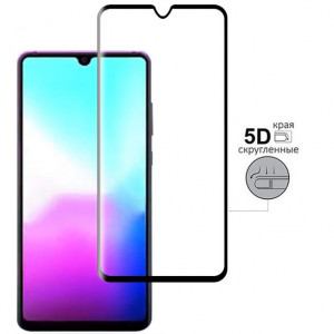 5D Стекло Huawei Mate 20 X – Скругленные Края