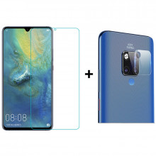 Комплект стекол Huawei Mate 20X