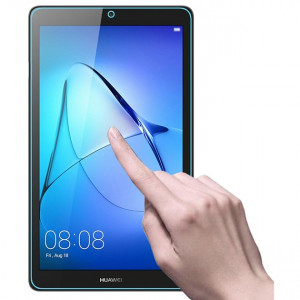 Комплект: Чехол + Стекло Huawei Mediapad T3 7'