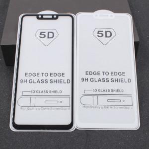 5D Стекло Huawei Nova 3 – Скругленные края