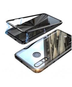 Магнитный чехол для Huawei Nova 4 Magnetic Case – OneLounge Glass