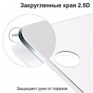 3D Стекло для Huawei Nova 4e ( С ультрафиолетовым клеем )
