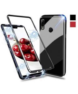 Магнитный чехол для Huawei p20 lite Magnetic Case – OneLounge Glass