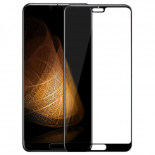 3D Стекло Huawei P20 – Full Glue (С полным клеем)