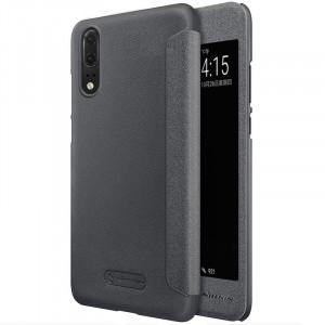 Чехол-Книжка + 5D Стекло Huawei P20 (Комплект)