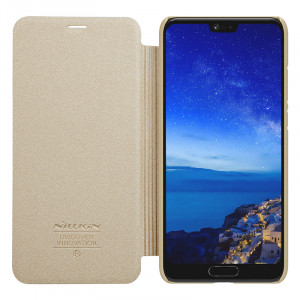 Чехол-книжка Huawei P20 – Nillkin Sparkle
