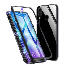 Магнитный чехол для Huawei P Smart 2019 Magnetic Case – OneLounge Glass