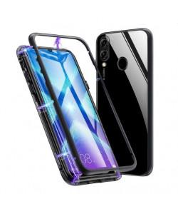 Магнитный чехол для Huawei P Smart 2019 Magnetic Case – OneLounge Glass