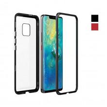 Магнитный чехол для Huawei Nova 3i Magnetic Case – OneLounge Glass