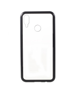 Чехол Magnetic With Glass For Huawei Nova 3i / P Smart Plus