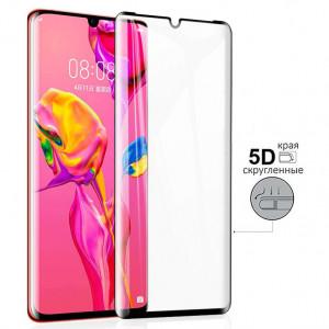 5D Стекло Huawei P Smart+ 2019 – Скругленные края