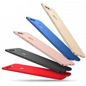 Бампер Huawei P Smart – Soft Touch (Анти отпечатки)