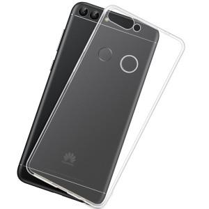 Силиконовый чехол Huawei P Smart – Ультратонкий