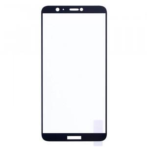 Бампер + 3D Стекло Huawei P Smart – Black (Комплект)