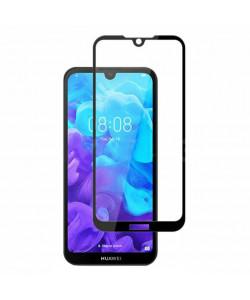 3D Стекло Huawei Y5 2019 – Full Glue (С полным клеем)