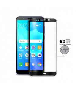 5D Стекло Huawei Y5 Prime 2018 – Скругленные края