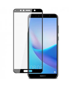 5D Стекло Huawei Y6 2018 (Huawei Y6 Prime 2018) – Скругленные края