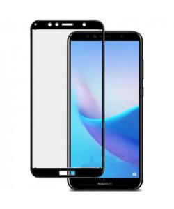3D Стекло Huawei Y7 2018 – Full Glue (С полным клеем)