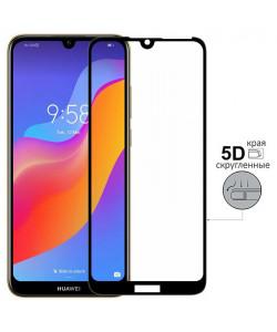 5D Стекло Huawei Y7 2019