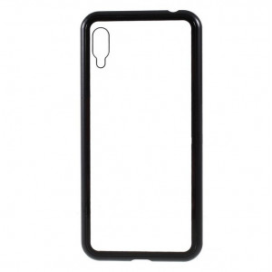 Магнитный чехол для Huawei Y7 2019 Magnetic Case – OneLounge Glass