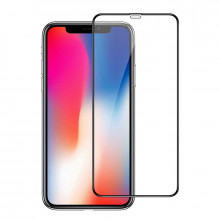 3D Стекло iPhone 11 Pro – Full Glue (С полным клеем)