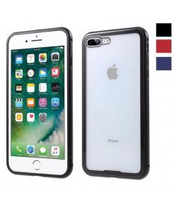 Магнитный чехол для iPhone 7 Plus Magnetic Case – OneLounge Glass