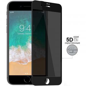 5D стекло iPhone 7 Privacy Anti-Spy (Конфиденциальное)