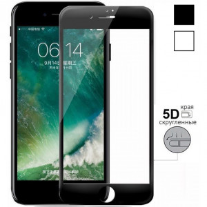 5D Стекло iPhone 8 Plus – Скругленные Края