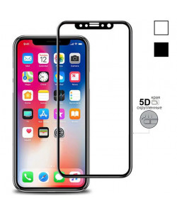 5D Стекло IPhone X – Round